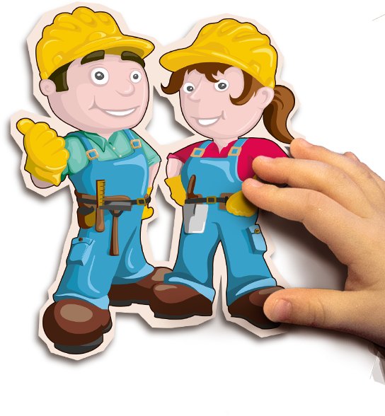 Harry Hammer und Nicki Nagel